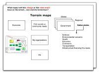 terrain map