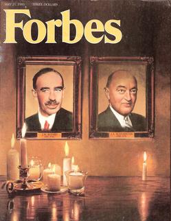 Keynes or Schumpter