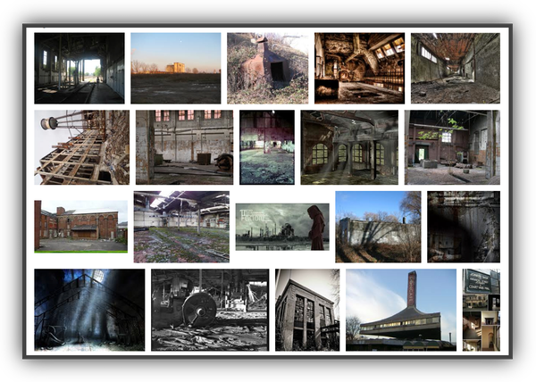 abandoned factories